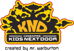 Kids Next Door title