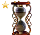 'The Final Hour' hourglass