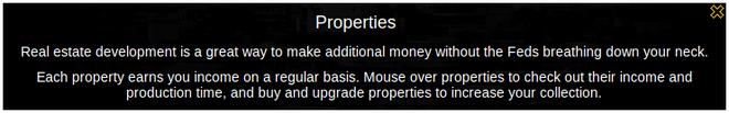 Cuba Property Popup