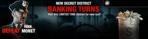 Promo Secret District 29 lootBandit