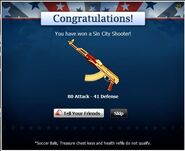 Sin City Shooter
