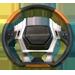 Standard 75x75 collect wheeler
