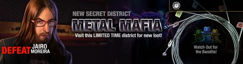 Promo Secret District 11