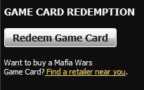 Gamecardredemtion