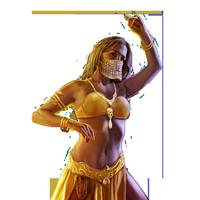 Huge item exoticdancer 01