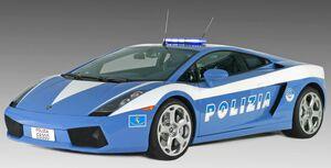 2004-Lamborghini-Gallardo-Italian-State-Police-
