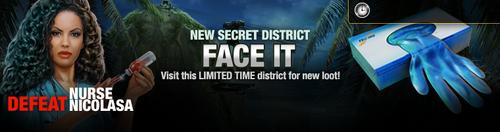 Promo Secret District 24 lootBandit