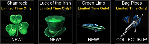 Free gift st patricks day