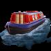 Item canalboat 01