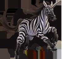 Huge MW XX Uni Zebra