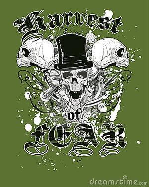 Green-skulls-t-shirt-design-thumb5059737