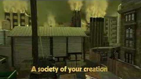 SimCity Societies - Trailer