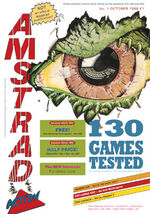 Amstrad Action Issue 1