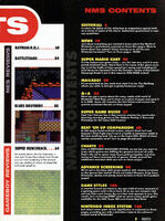 Nintendo Magazine System Issue 1 Contents 2