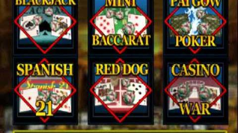 Caesars Palace 2000 - (PSX) Gameplay