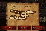 Gardens 1 master secret
