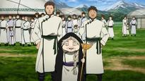 Magi 04 Baba meets Hakuei