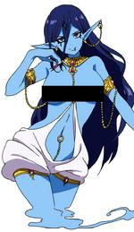 Paimon anime