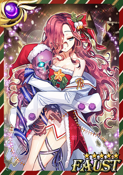 Christmas Faust F3