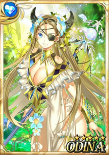 Odina F3 full card
