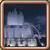 Map Buckingham Fountain icon