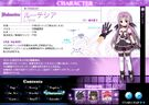 Magical Girl Lyrical Nanoha StrikerS Lutecia profile