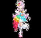Kirakira Precure Ala Mode Cure Parfait Pose