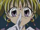 Kamikaze Kaitou Jeanne Kaitou Jeanne with her pin13