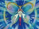 Sailor Moon S Crisis transformation pose