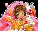 Card Captor Sakura Sakura pose4
