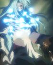 Shamanic Princess Kagetsu using his powers6