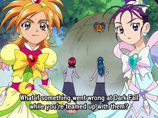 Futari wa Pretty Cure Splash Star - Episode 44