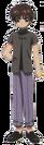 Card Captor Sakura Syaoran pose4