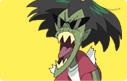 Powerpuff Girls Z Ace face3