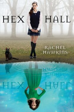 HexHall finalcover big book of Rachel Hawkins