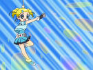 Powerpuff Girls Z Bubbles using her attack18
