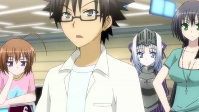 Koreha Zombie Desuka - Episode 03