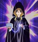 Ultra Maniac Maya using her magic6