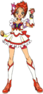 Yes! Pretty Cure 5 Cure Rouge pose3