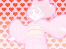 Powerpuff Girls Z Ancient Blossom in her transformation