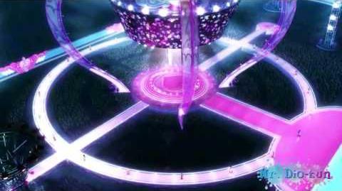 Pretty Cure All Stars DX 3D Theatre