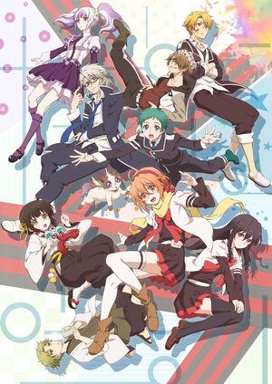 Anime key-visual