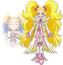 Pretty Cure Max Heart Movie2 Phoenix Shiny Luminous profile