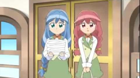 Fushigiboshi no Futago Hime Gyu! - Episode 34