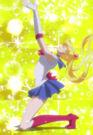 Sailor Moon Crystal Sailor Moon using the Silver Crystal power2