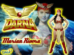 Marian rivera darna by bugoy1208
