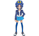 Kirakira Precure Ala Mode Aoi form Pose
