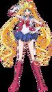 Sailor moon crystal render
