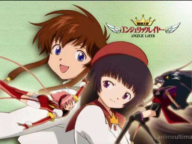 Angelic Layer - Episode 14