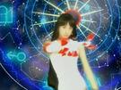 Pretty Guardian Sailor Moon Sailor Mars in her transformation
